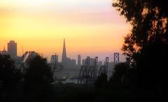 Last year's skyline