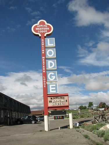 Rawlins Western Lodge