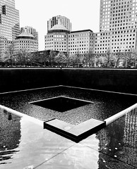 World Trade Center Ground Zero Memorial