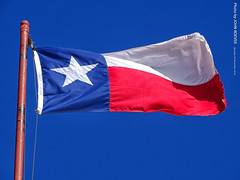 Texas State Flag, 30 Dec 2019