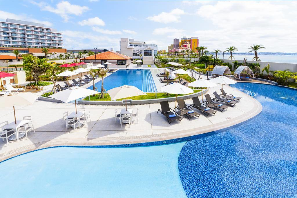 DoubleTree by Hilton Okinawa Chatan Resort 1