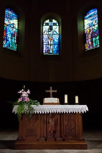 Église Protestante de Munster - France