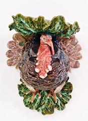 Turkey missal (1899) - Rafael Bordalo Pinheiro (1846-1905)