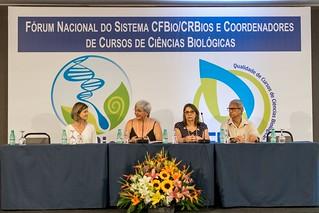 3º Fórum Nacional do Sistema CFBio/CRBios