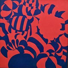 Stamboul [Instambul] (1965) - Gillian Ayres (1930-2018)