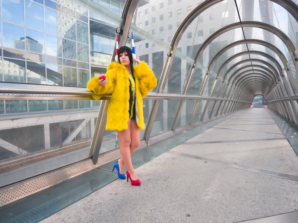 related image - Shooting Inezia - Pokemon - Mandreon - La Défense - Paris -2019-12-14- P1966347