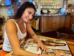 Danielle 2020 Hooters Calendar Girl (2)