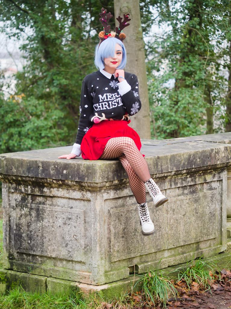 related image - Shooting Re Zero - Rem - Aoi Mitsuki - Parc de Saint Cloud - Paris -2019-12-15- P1966587