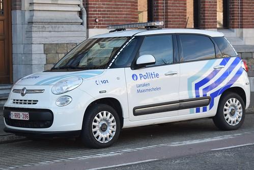 Emergency | Politiezone 5853 | 1-RRD-396