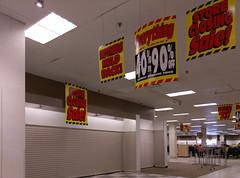 Store Closing Sale! (grrrrrrr....)