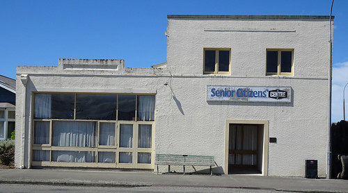 Possibly the South Island's Ugliest Building
