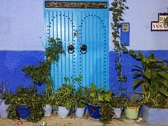 Blue City, Chefchaouene, Morocco, 摩洛哥 - Explore