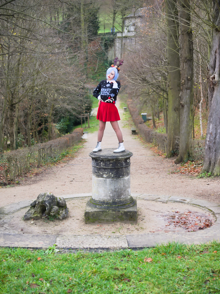 related image - Shooting Re Zero - Rem - Aoi Mitsuki - Parc de Saint Cloud - Paris -2019-12-15- P1966667