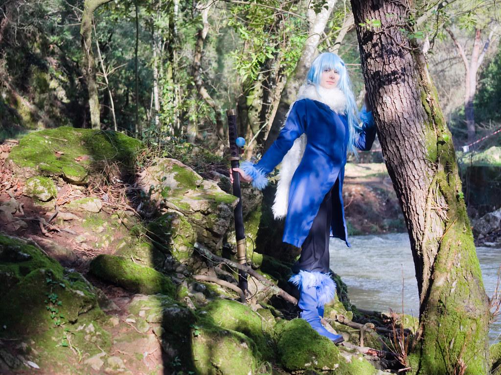related image - Shooting Tensei Shitara Slime Datta Ken - Limule Tempest & Shizue Izawa - Pont des Tamarins - Biot -2019-12-22- P1977032