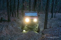 2019 Fire & Ice Jeep Run at Hot Springs ORV Park