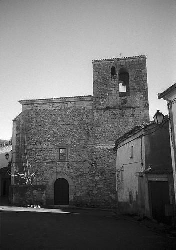 Tortuero, iglesia de San Juan Bautista.