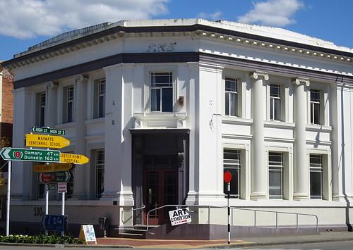Former Bank Corner