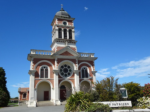 St Patrick's Church, Waimate