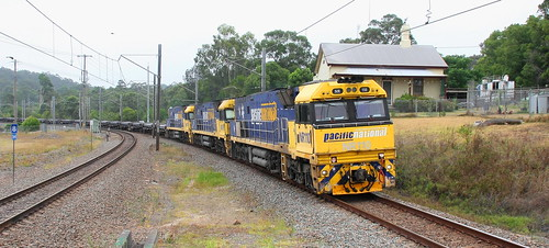 NR110 + NR78 & NR98 3YN2 STEEL - TERALBA 2nd Jan 2019.