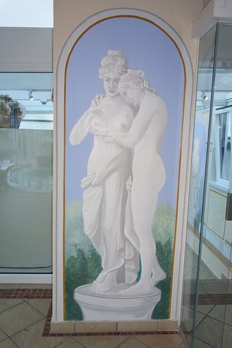 Restaurierung Wandgemälde