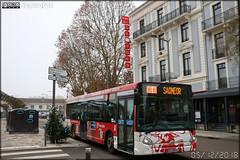 Heuliez Bus GX 337 – STAC (Société de Transport de l'Agglomération Chalonnaise) (Transdev) / Zoom