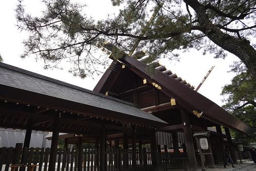 熱田神宮20191126 Atsuta Jingu