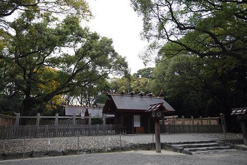 熱田神宮別宮八劔宮20191126 Atsuta Jingu