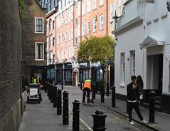 soho side street