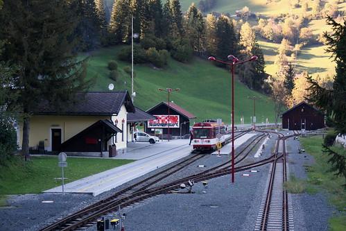 SLB: Bahnhof Krimml