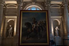 Portrait équestre du duc d'Orléans