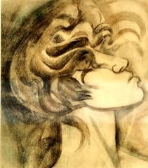 Woman Head (1946) - Julio Pomar (1926-2018)