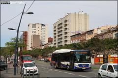 Irisbus Citélis  12 CNG – Tisséo n°1128