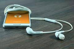 Mobile Phone Samsung Music Edited 2020