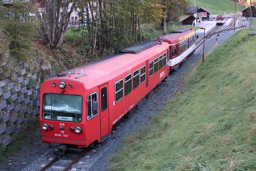SLB: VTs 17 und VTs 11 in Krimml