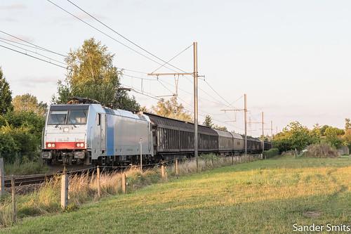 Lineas 186 448   Lier (L.13)   7-08-2019