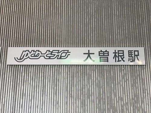 ゆとりーとライン 大曽根駅