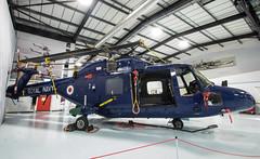 Westland Lynx HAS2 - XZ699