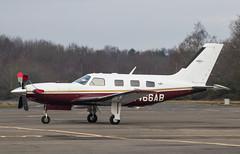 EGLK - Piper PA-46-500TP Meridian - N466AB