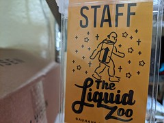 The Liquid Staff