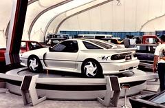 Dodge Daytona R/T at 1991 Orange County (CA) Auto Show