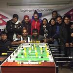 Nepal Table Soccer 1st Pro Tour 2019