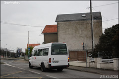 Mercedes-Benz Sprinter – Transdev – CTA (Compagnie des Transports de l'Atlantique) (STAO PL, Société des Transports par Autocars de l'Ouest – Pays de la Loire) n°7866