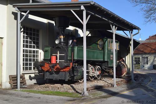 JZ 150-003  im Eisenbahnmuseum Ljubljana