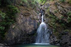 JOG-KA-DIN Waterfall : Kanchanaburi