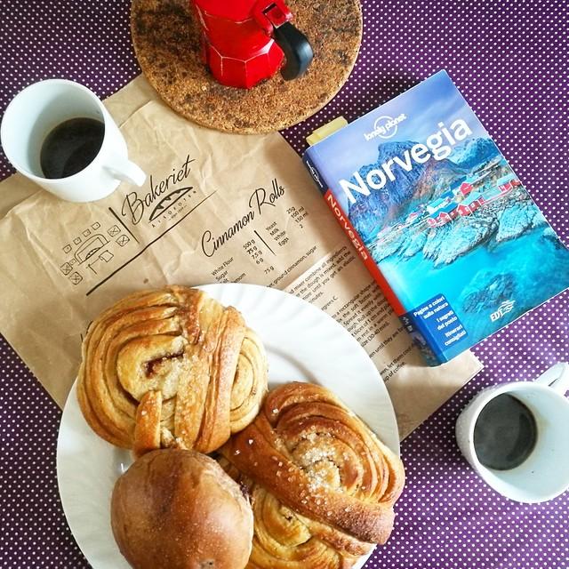 Breakfast alle Lofoten