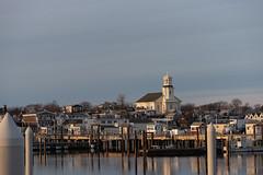 Provincetown Toward Twilight