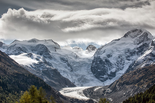 Morteratsch Glacier