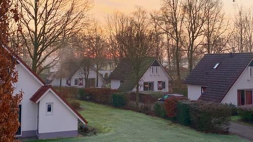 Mooie ochtend in Posterholt