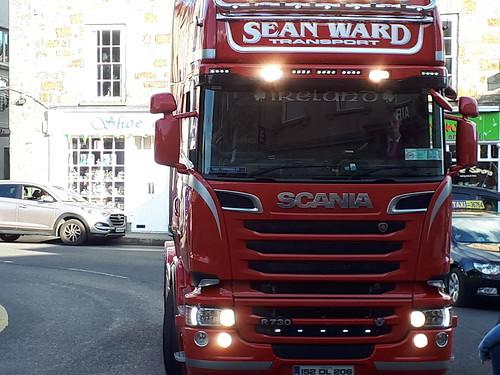 Sean Ward Transport