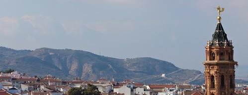 St Sebastian to the Mountains